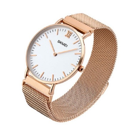 Fashion Skmei Wrist rose gold wrist watch