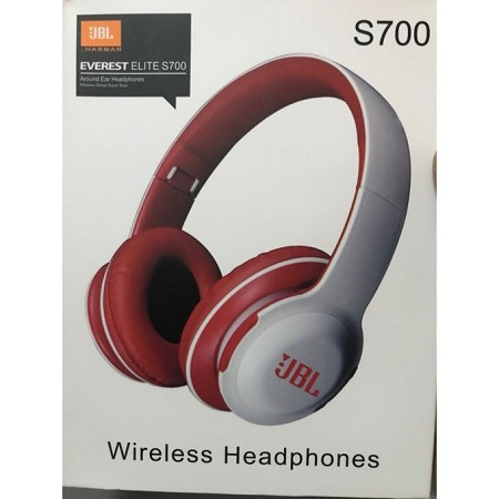 Generic Wireless S700 Stereo Headphone Bluetooth Rechargeable