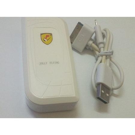 JollyFlying 5600 mAh Universal Dual Port Power Bank Display