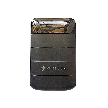 Power Bank BLACK white lion