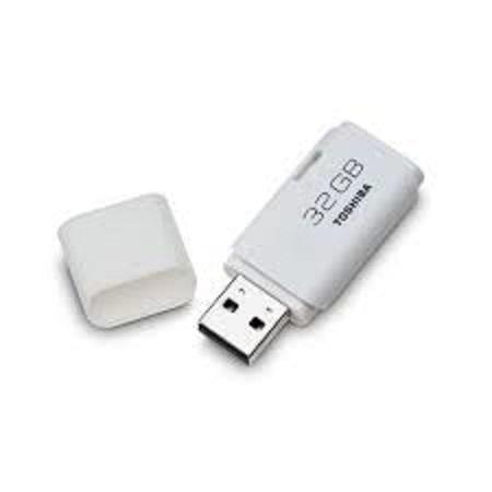 Toshiba Transmemory U202 - 32GB Flash Disk White