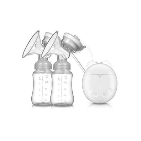 Double Electric Breast Pump - BPA FREE