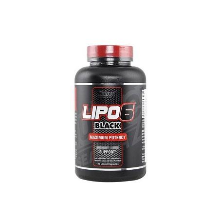Lipo 6 Black - 120 Caps