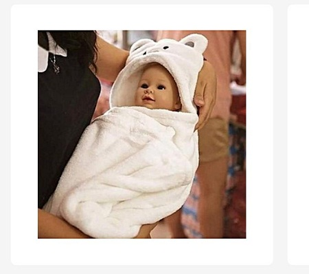 Baby Infant Cotton Towel Cotton