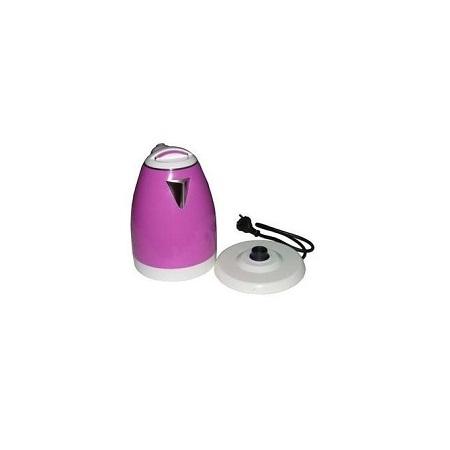 Kinbar alarm padlock - silver