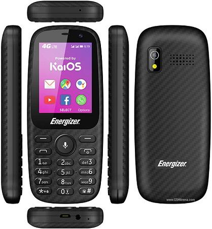ENERGIZER PHONE ENERGY E241SBK ENGLISH