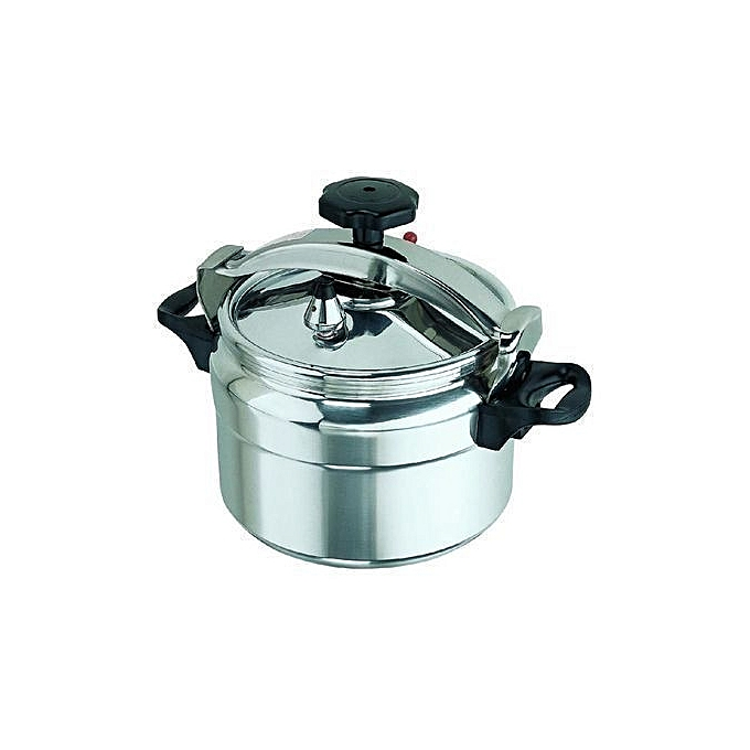 Pressure Cooker - Explosion Proof - 5 Litres - Silver