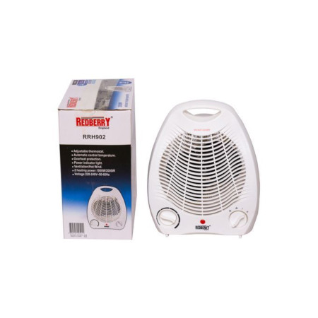 Redberry Adjustable Thermostat Room Heater