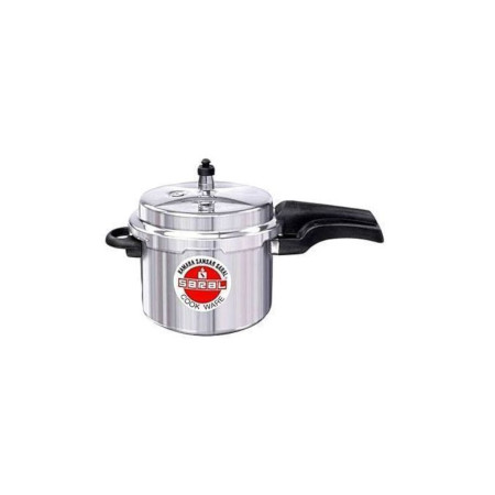 Saral Aluminum Pressure Cooker Outer Lid- 3 Litres