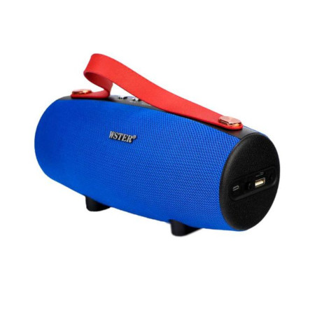 Wster Ws 1838 Portable Lightweight Bluetooth Speakers