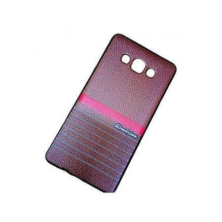 Samsung A5 Silicone New Back covers - Brown