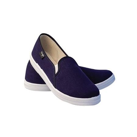 UMOJA Activa Navy Blue Canvas shoes