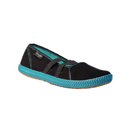 UMOJA Belle Blue Canvas Shoes