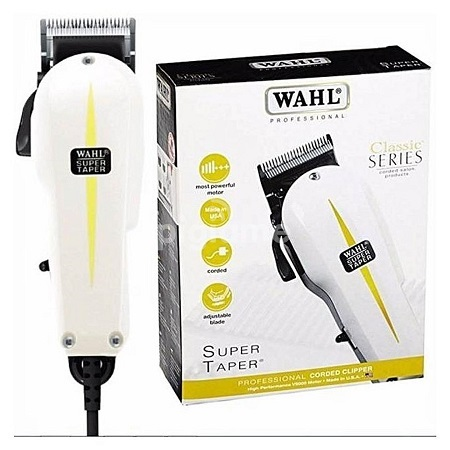 Wahl Shaving Machine-WAHL Super Taper Hair Clipper Classic Series