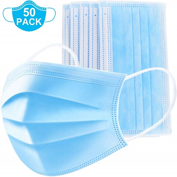 3 Ply Surgical Face Mask - 50 pcs