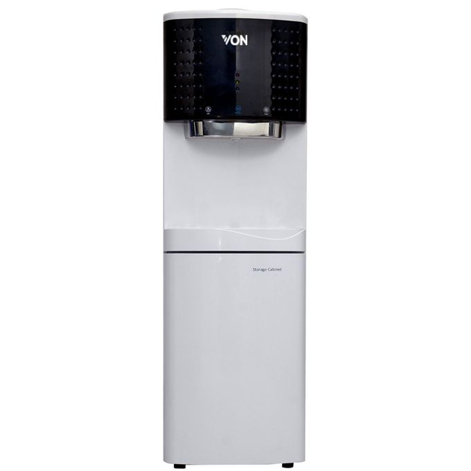 Von VADV2310SY Auto Sensor Touchless Water Dispenser Compressor Cooling