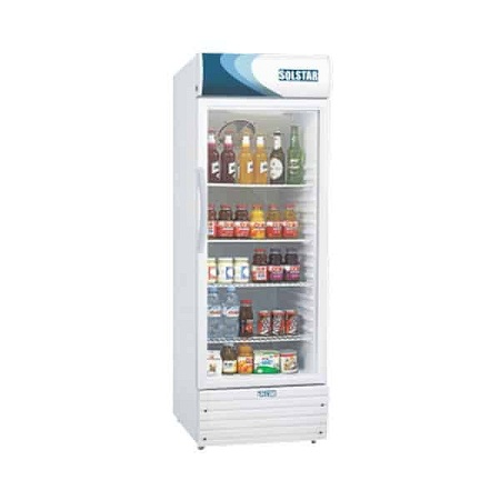 SOLSTAR 1 Door Vertical Cooler  (9.00 ft³)