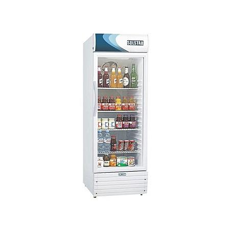SOLSTAR 2 Door Vertical Cooler