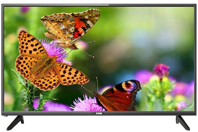 Von VEL40FSCF 40 Inch LED TV, Smart