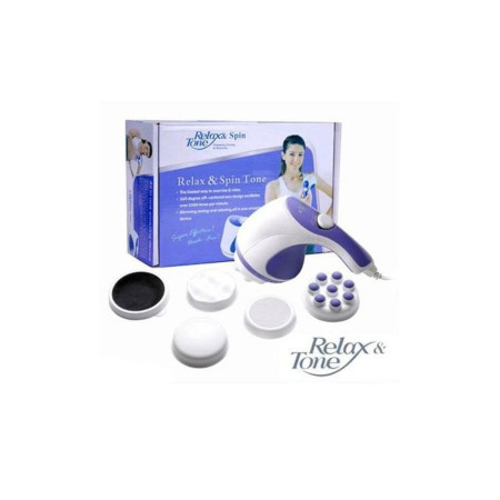 Full Body Sculptor Massager - Relax & Spin - Tone Slimmer