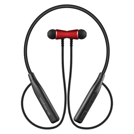 Aeon Series Red Bluetooth Earphones W/ Neckband