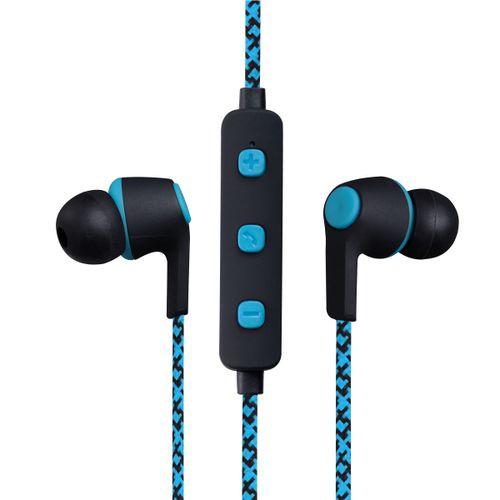 Moda Series Nylon Braided Bluetooth Earphones