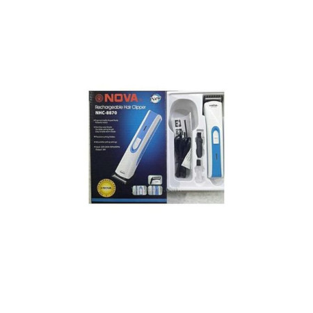 Nova Rechargeable Hair Shaver/ Beard Trimmer