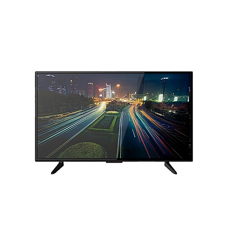 Vision Plus VP8843S - 43 inch - FHD SMART Android LED TV - Black