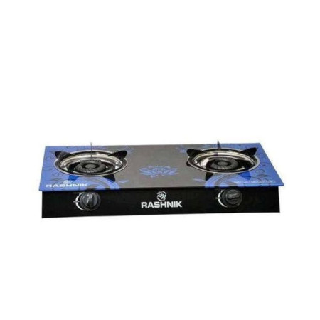 Rashnik Two Gas Burner Cooker