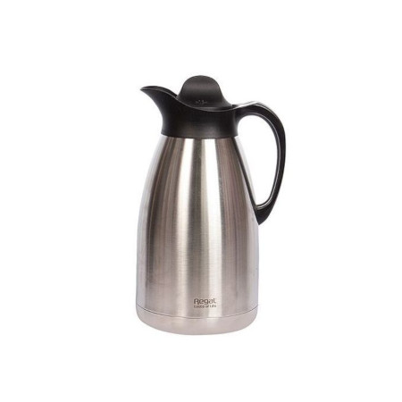 Regal Stainless Steel 2L Thermos Flask- Silver