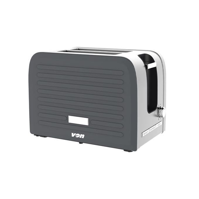 Von VSTP02PVX Premium 2 Slice Toaster