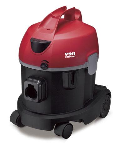 Von VVD-08AJB Dry Vacuum Cleaner Pot – 8L
