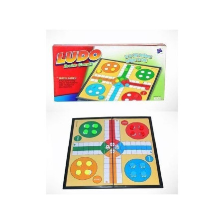 Ludo Brains Game for kids