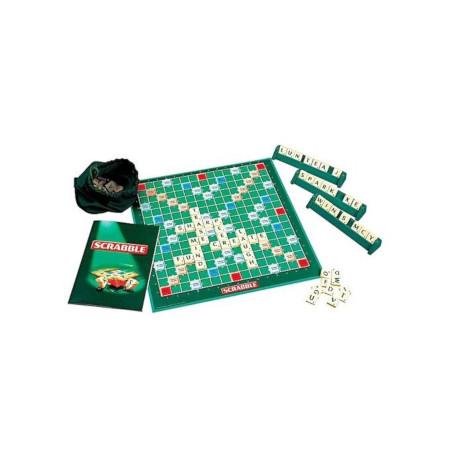 Scrabble Unisex Scrabble with 4 Maximum player crossword Game