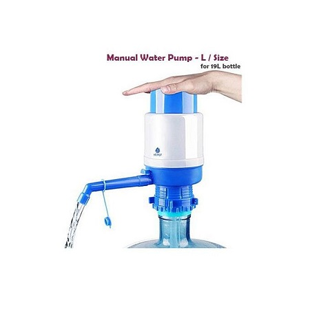 Manual Hand Press Water Pump Large Size For 19L Bottle water