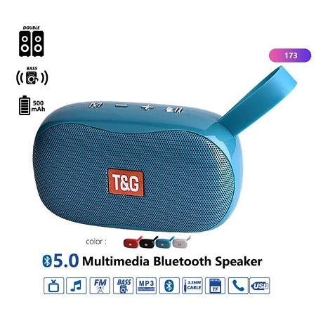 T&G 5.0 Multimedia Bluetooth Speaker