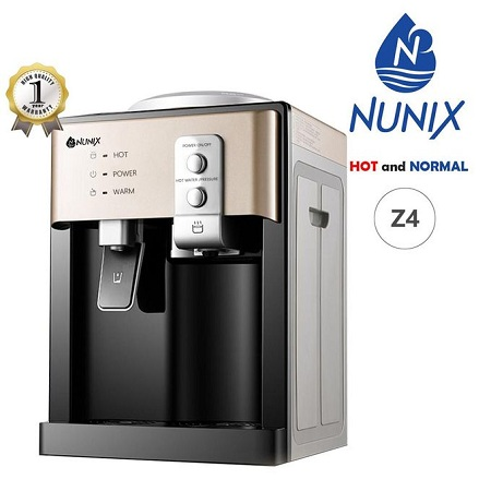 Nunix Hot And Normal Water Dispenser Table Top