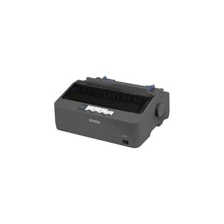 Epson LX-350 Impact Printer - Black
