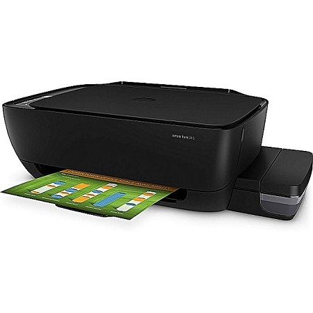 HP 315 InkTank Print,Scan,Copy+USB print cable