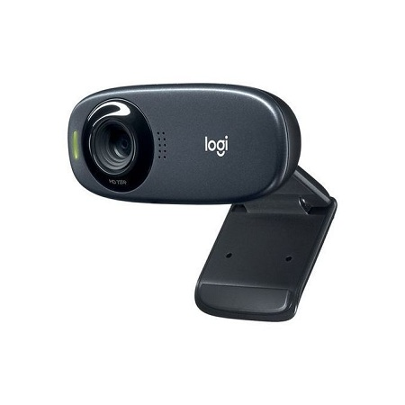 Logitech Webcam C270i - 720P HD - 10MP Camera - Widescreen - Black