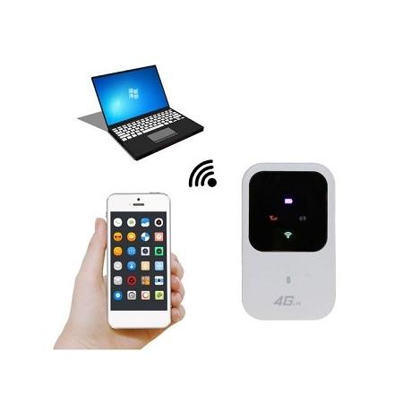 Wireless Pocket Portable Wifi Mobile Hotspot With Sim Card Slot