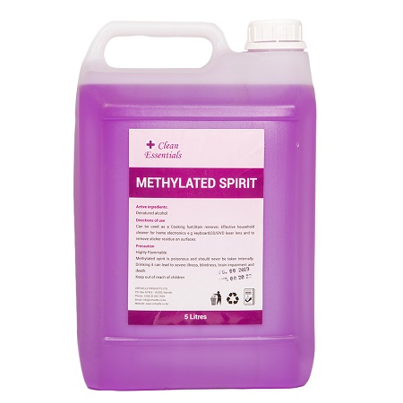 C/Ess Methylated Spirit 5 Litres
