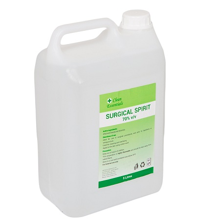 C/Ess Surgical Spirit 5 litres