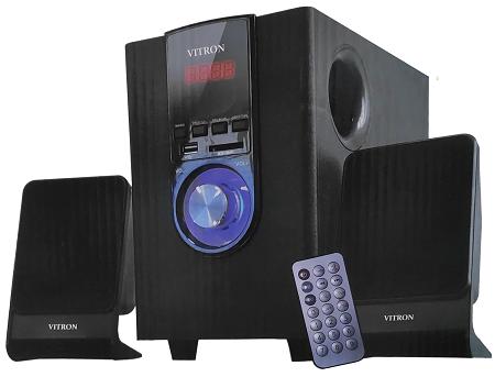 Vitron VT412 2.1chanel multimedia speaker system