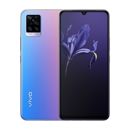 vivo V20 - Dual SIM - 8GB RAM - 256GB HDD - Midnight Jazz