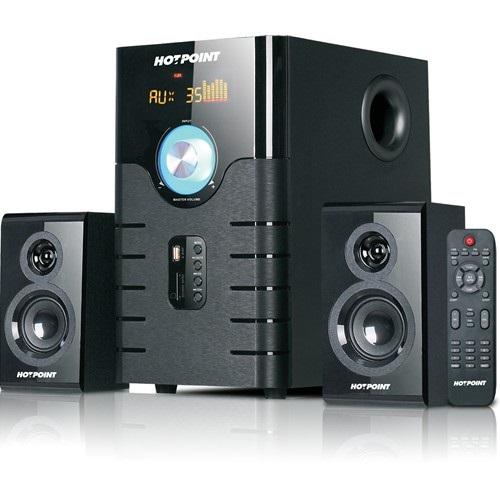 Von HA9630BT/VES0962ES 2.1 Bluetooth Subwoofer - 96W