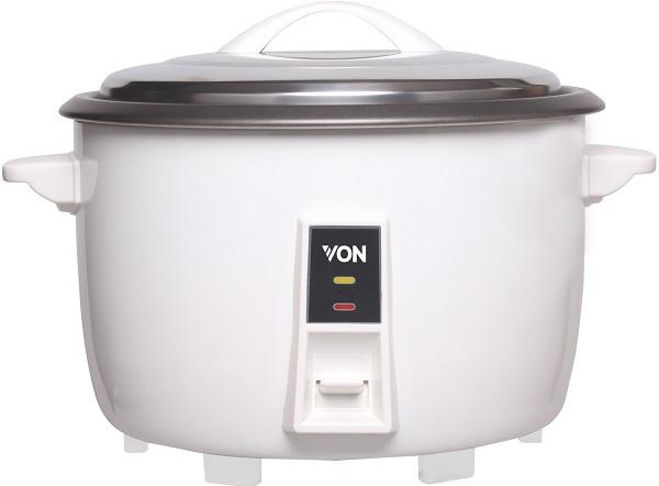Von HR4211GW/VSRM42BGW Rice Cooker 4.2L - White