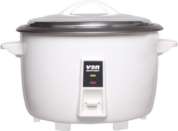 Von HR7811GW/VSRM78BGW Rice Cooker 7.8L - White
