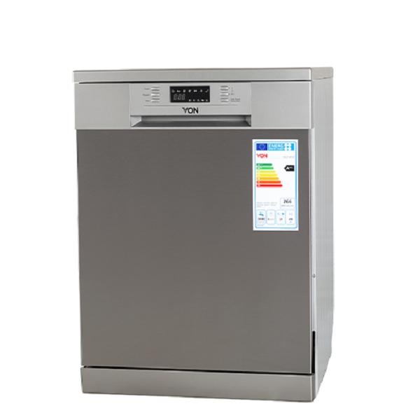 Von VALZ-14FGS Dishwasher 14PS P.Memory - Silver