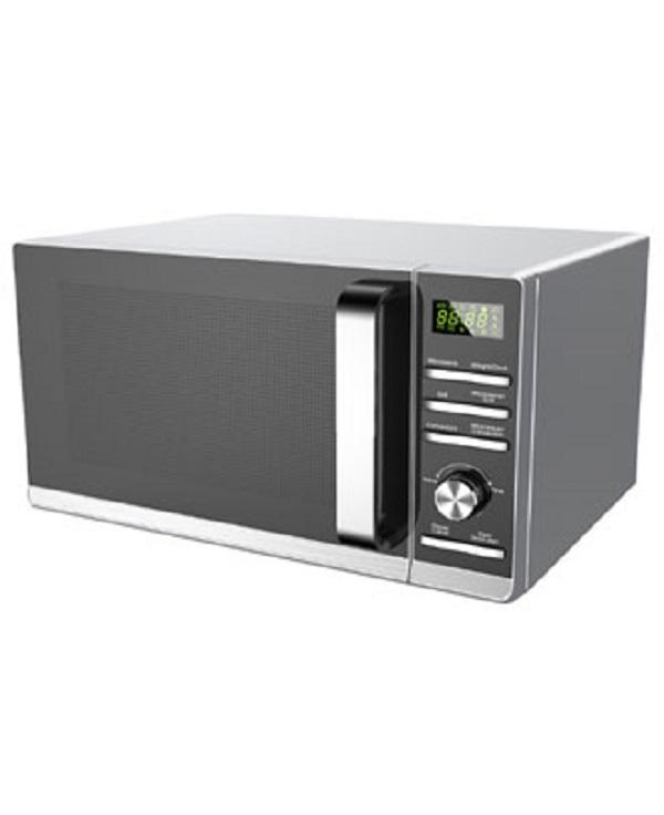 Von VAMG-30DGK Microwave Oven Grill, 30L, Mirror, Digital - Black